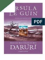 Ursula K. Le Guin - Daruri