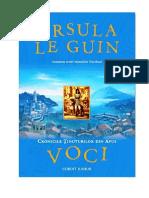 Ursula K. Le Guin - Voci