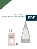 4 Instrumentos de Medición de Ruido