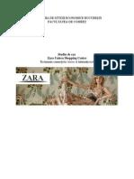 Proiect Zara