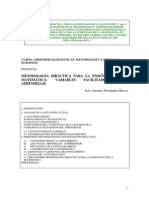 35 Mec Metodología Didáctica Uimp