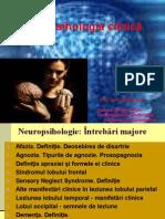 Neuropsihologia clinică