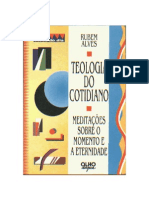 Alves Teologia Do Cotidiano 1994
