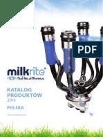 Milkrite Katalog Produktów 2014