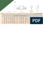 Brida Portaplaca b16.36 Serie 900