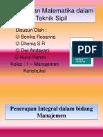 Penerapan Matematika dalam Teknik Sipil (2).ppt