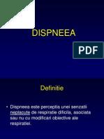 4- DISPNEEA