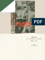 Alves_Religion Opio o Instrumento de Liberacion_SL461