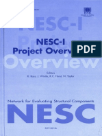 (Ref2) NESC-I Project Overview