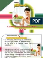 Cuidado Con La Dieta de La Piña-Toronja
