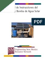 User Manual Spanish