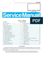 HP w19e LCD Monitor Service Manual