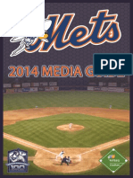 2014 Binghamton Mets Media Guide