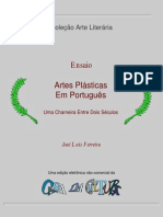 Artes Plasticas Portugues