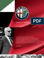 Alfa Romeo 2014 Business Plan