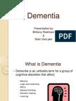 dementia power point