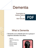 dementia power point