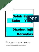 Seluk Beluk Buku Yang Disebut Injil Barnabas