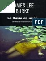 La Lluvia de Neon - James Lee Burke