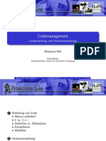 Code Management