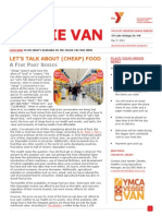 Veggie Van Newsletter - Cheap Food_1