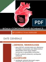Boala coronariaa ischemica