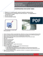 Radmyx for Water Tanks