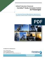 Corroflux - Oilfield Scavenger Range