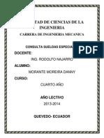 Deber Individual de Soldadura - Morante