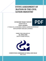 Competitive Assessment of Cooperation in the Civil Aviation Industry