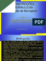 PHD 2416 Aula 1 Introdução Ao Curso - Função Das Barragens