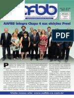 Informativo AAFBB-CE Maio de 2014