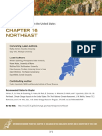 Northeast Section of 3rd Climate Change Assessment
