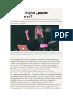 María Luján Picabea - El Obrero Digital Puede Emanciparse¿
