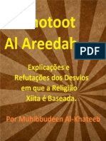 Al Khotoot Al Areedah Explicações e Refutações dos Desvios em que a Religião Xiita é Baseada .