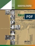 Pak India Relationship