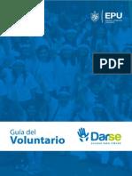 Guía Del Voluntario Darse - 2014