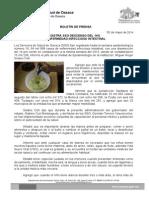 05/05/14 Registra Sso Descenso Del 14% en Enfermedad Infecciosa Intestinal