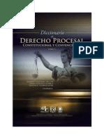 Diccionario de Derecho Procesal Constitucional y Convencional. Tomo II
