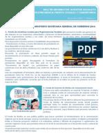 Boletín 1 - Vicepresidencia Frentes Sociales y Comunitarios