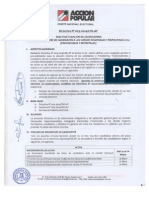 Directiva Nro 005-2014 CNE AP