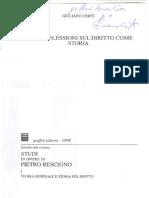 G.crifO Riflessione Diritto Come Storia 11