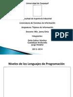 Ppt Lenguaje de Programacion
