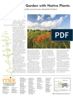 Julie Kendrick for MIX -- Native Plants in the Garden