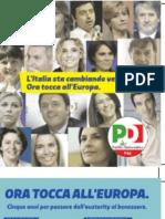 Pd Elezioni Europee 2014