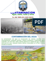 Clase Nº 13 Contaminacion Agua, Suelo y El Ruido