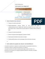Estudo Dirigido Extrusão e Reologia Completo
