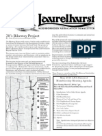 Laurelhurst Neighborhood Association Newsletter - May 2014
