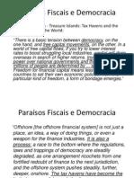 Paraisos Fiscais e Democracia