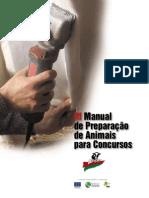 Manual de Preparação de Animais Para Concurso